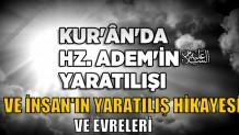 Kur'an'a Göre Adem ve İnsan'ın Yaratılışı